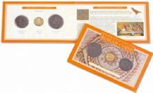 ROMAN COIN PACK (REPLICAS) - THE ROMAN OCCUPATION